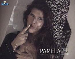 Calendario Pamela Prati.Pamela Prati Anno 2004